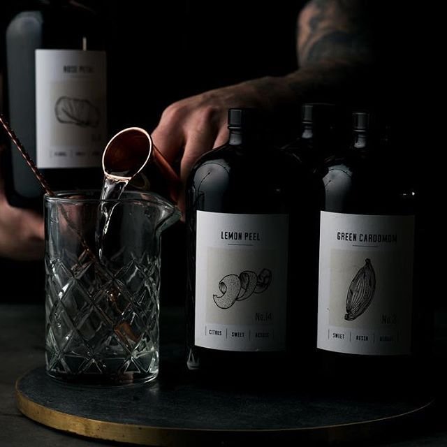 Signature Gin with Matchbook Distilling Co
