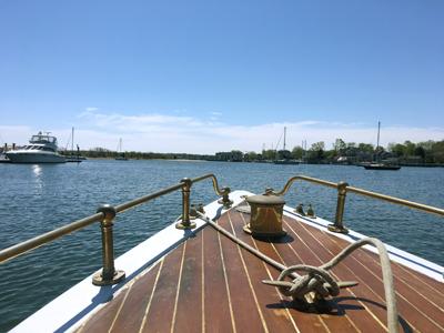 Glory Boat